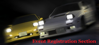 Event Registration Section