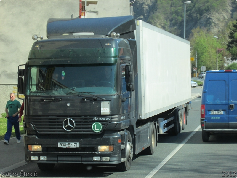 Actros Mp1  IMG_2447