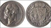 LIECHTENSTEIN 1 Frank 1924 Liechtenstein_1_Frank_1924