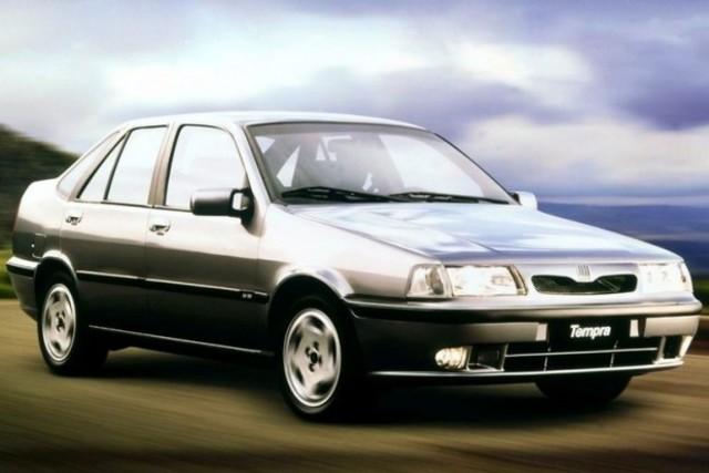 Auto Storiche in Brasile - FIAT - Pagina 4 Tempra_1998