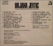 Biljana Jevtic  - Diskografija  1995_z