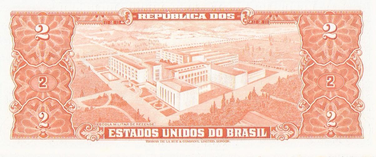 2 Cruzeiros Brasil, 1955 Escanear0006