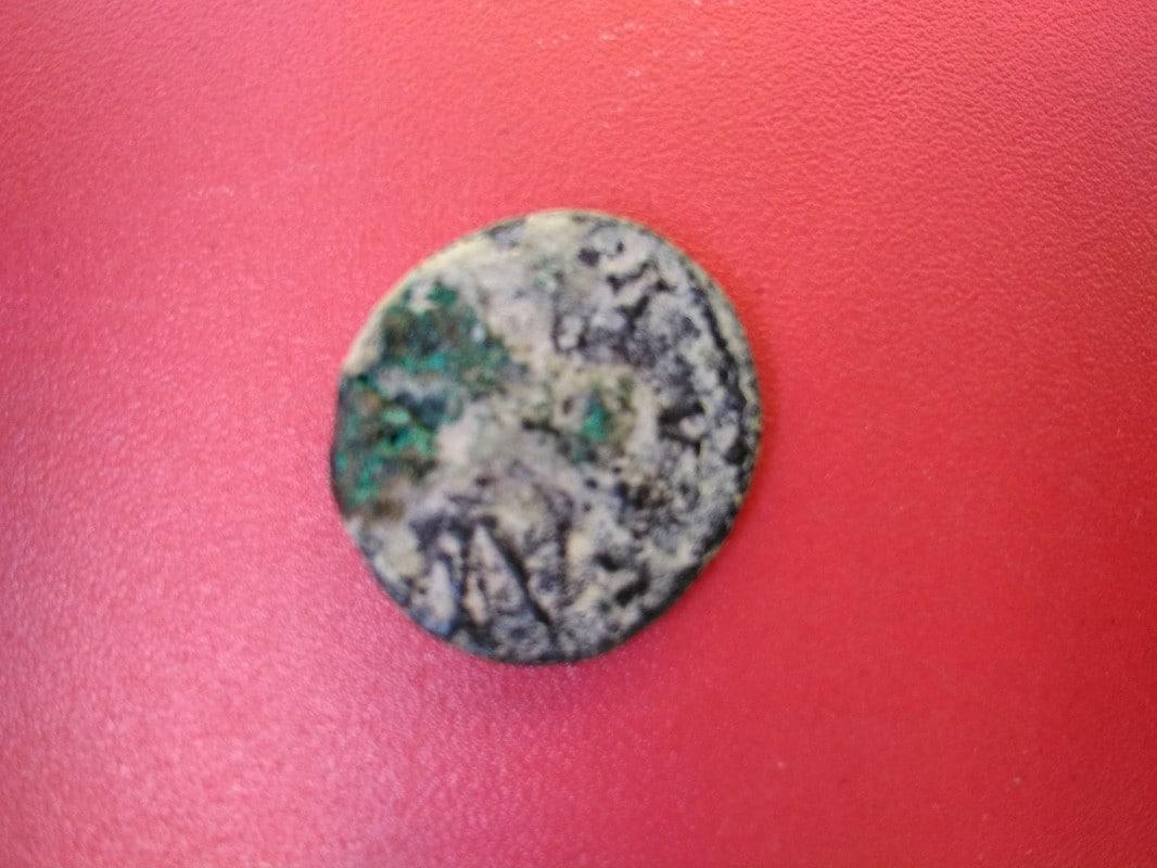 Antoniniano de imitación bárbara de Tétrico. IMG_20170519_135228