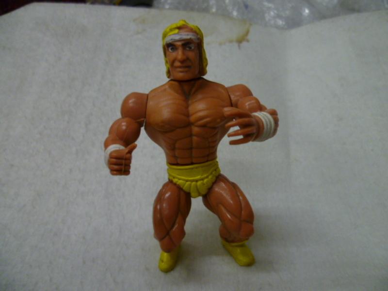 personaggio wrestling W_001