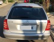 S203 - C230K Touring - 2004/2005 - R$ 37.000,00 TRASEIRA