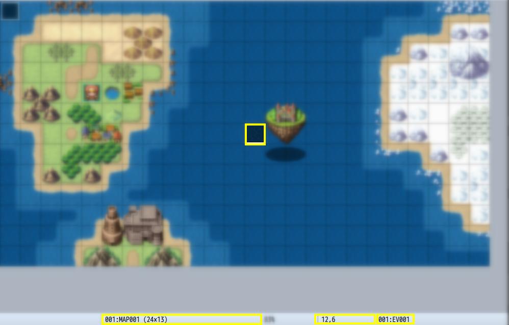Tutorial: Fijar imagenes al mapa mediante eventos Step6_Event_Pos