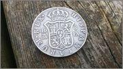 8 reales Carolus IIII  1802  Madrid .FA. 20150211_155928