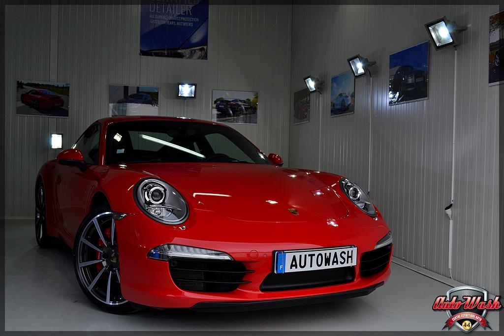 Porsche 991 Carrera S rénovation extérieure 1_58