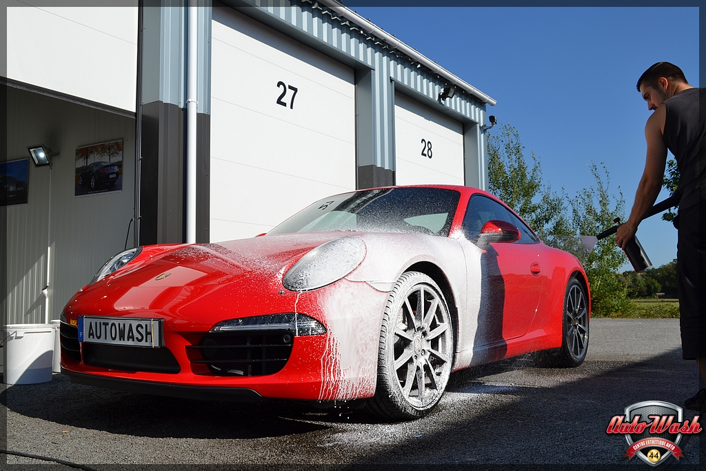Porsche 991 Carrera S rénovation extérieure 1_6