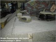 "Немецкий тяжелый танк PzKpfw V Ausf.А  ""Panther"", Sd.Kfz 171,  Musee des Blindes, Saumur, France Panther_A_Saumur_020"