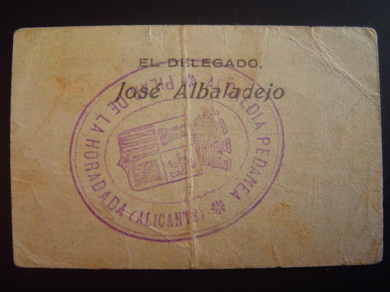 25 centimos Pilar de la Horadada (Alicante) 1ª emision DSC04346