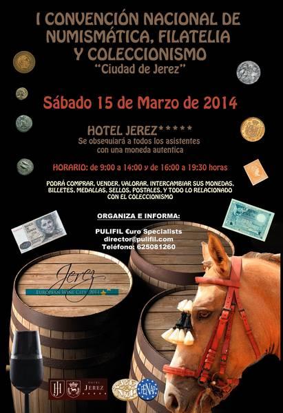 Convención en Jerez de la Frontera. I_Convenci_n_Nacional_de_Numism_tica_Filatelia