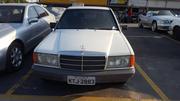 W201 190E 2.3. 1986 -  R$ 19.000,00 3621_EC3_D-6505-4402-92_BE-3_F24_FC1_F1_D3_D