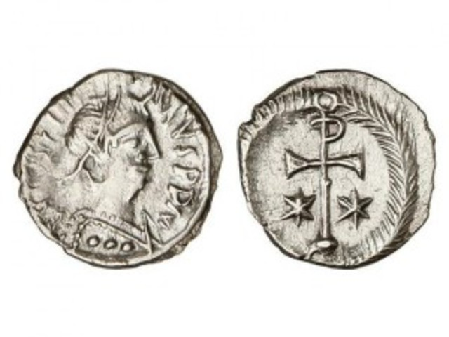 Denominación de las monedas de Bizancio. 1ª parte Media_silicua