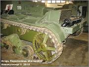 Советский легкий танк Т-26, обр. 1933г., Panssarimuseo, Parola, Finland  26_020