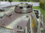 "Немецкий тяжелый танк PzKpfw V Ausf.G  ""Panther"",  rue D'Erezee, Manhay, Belgique Panther_Manhay_183"