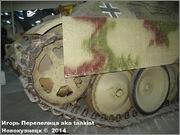 "Немецкий тяжелый танк PzKpfw V Ausf.А  ""Panther"", Sd.Kfz 171,  Musee des Blindes, Saumur, France Panther_A_Saumur_017"