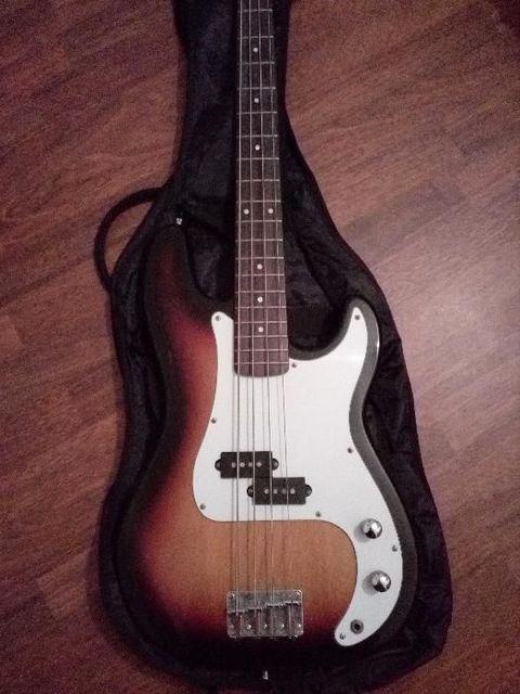 SX Precision bass Sx2