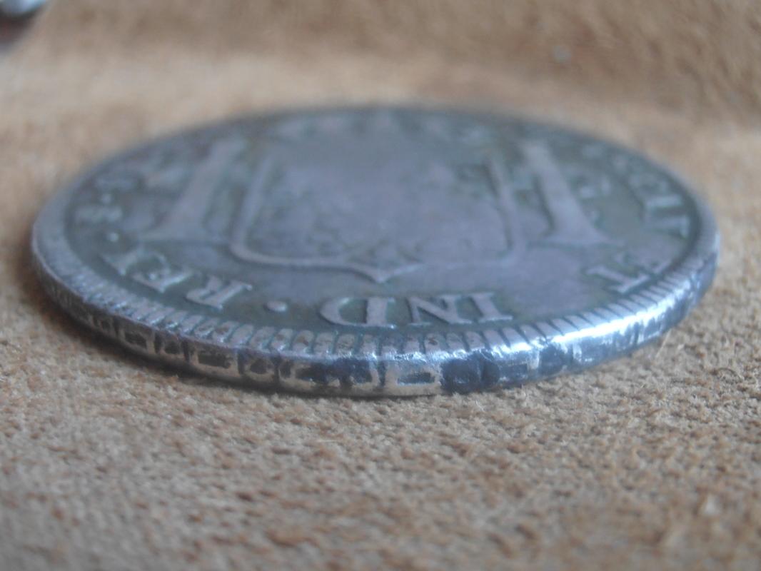 8 Reales 1800 Carlos IV. Potosí P9018606