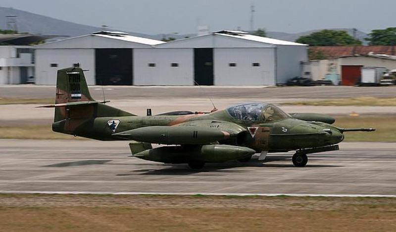 Fuerzas Armadas de Honduras 1691914