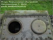 Советский тяжелый танк КВ-1, завод № 371,  1943 год,  поселок Ропша, Ленинградская область. 1_043