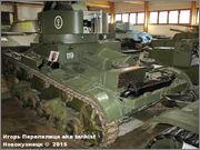 Советский легкий танк Т-26, обр. 1933г., Panssarimuseo, Parola, Finland  26_018