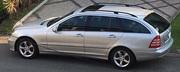 S203 - C230K Touring - 2004/2005 - R$ 37.000,00 DO_ALTO_1