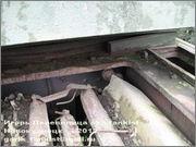 Советский тяжелый танк КВ-1, завод № 371,  1943 год,  поселок Ропша, Ленинградская область. 1_059