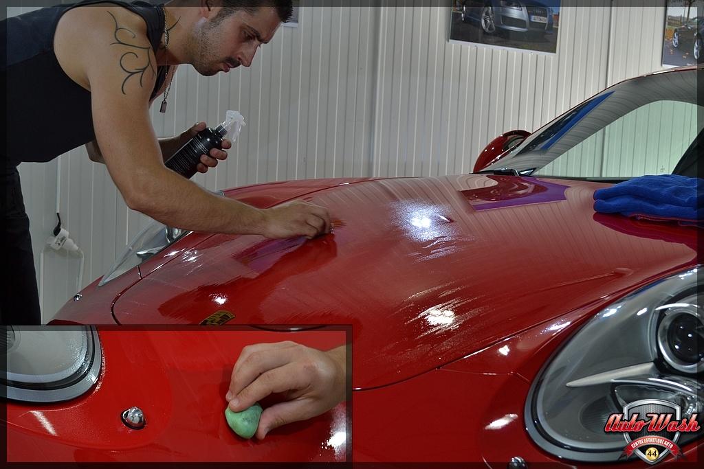 Porsche 991 Carrera S rénovation extérieure 1_13