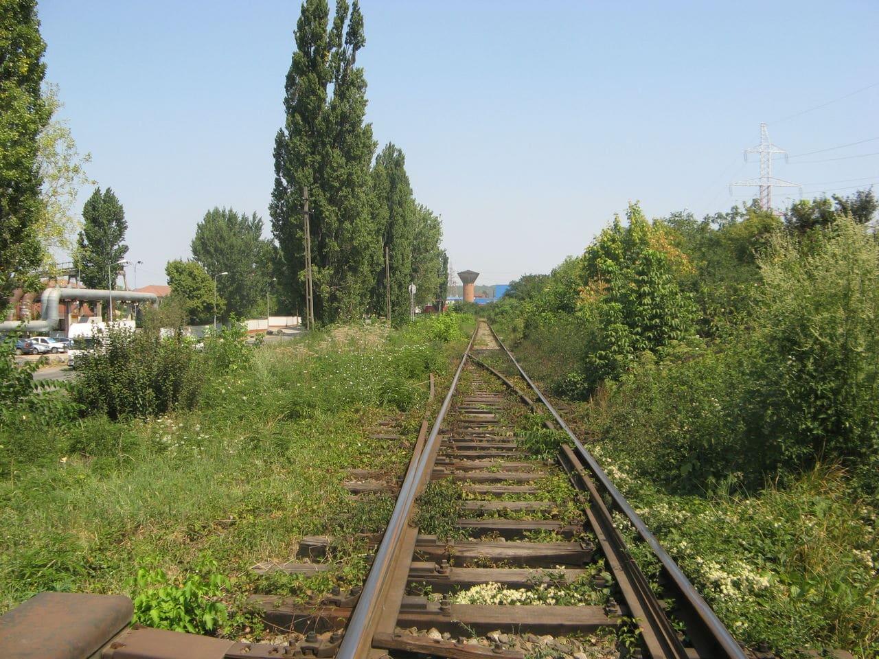 Calea ferată directă Oradea Vest - Episcopia Bihor IMG_0031