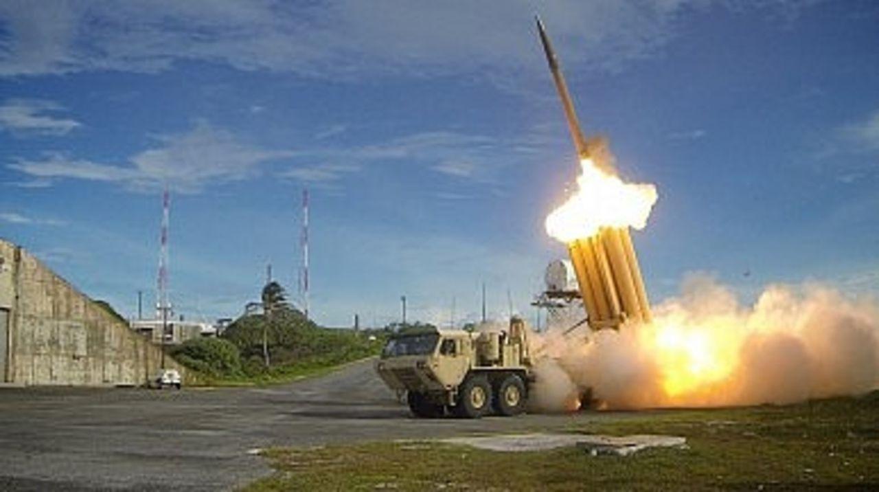 EE.UU. desarrolla en secreto un nuevo sistema avanzado de misiles interceptores. THAADDEPLOY