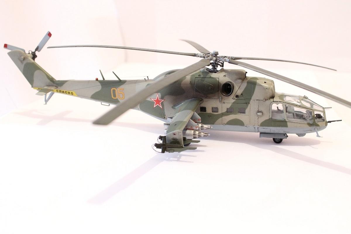 Ми-24А Звезда 1/72 - Страница 3 IMG_2199
