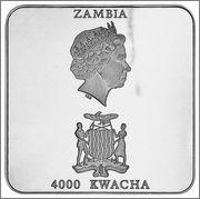 4000 Kwacha. Zambia. 2001 Zambia_4000_Kwacha_2001_Anv