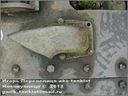 Советский тяжелый танк КВ-1, завод № 371,  1943 год,  поселок Ропша, Ленинградская область. 1_050