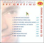 Sinan Sakic  - Diskografija  Sinan_1987_z