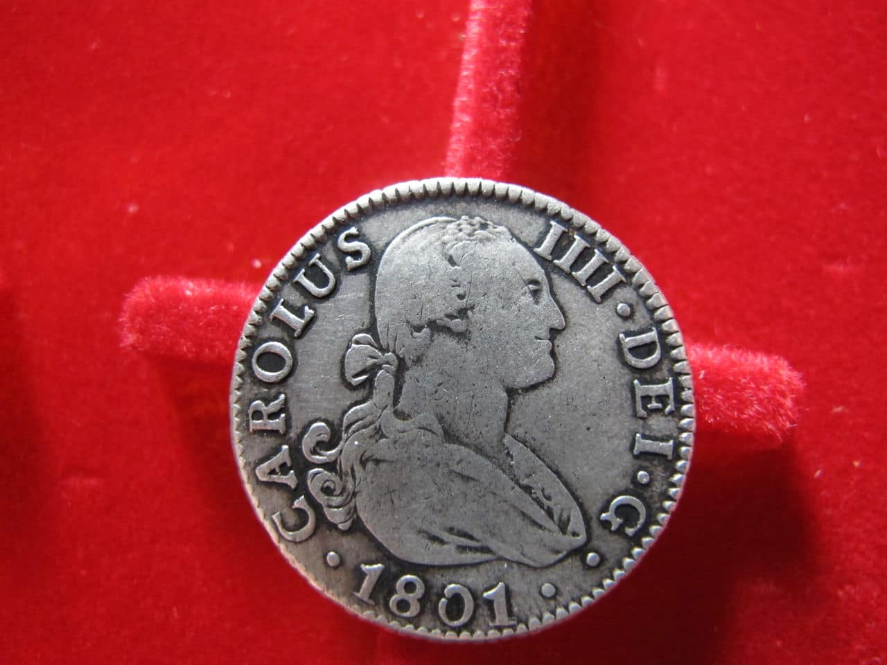2 Reales 1801. Carlos IV. Sevilla IMG_3512