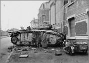 Камуфляж французских танков B1  и B1 bis Char_B_1_bis_57_Pirate