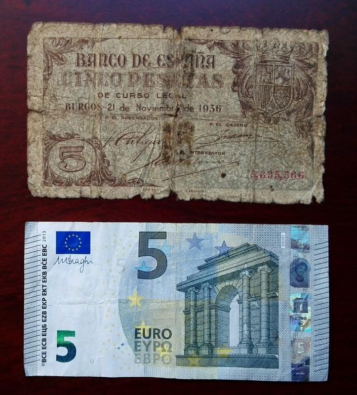 VI Concurso. Billetes y papel moneda 5_pts_burgos