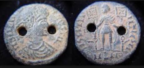 Monedas funerarias reutilizadas, de los siglos XII al XVII. - Página 2 Image