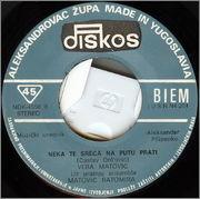 Vera Matovic - Diskografija 1976_zb