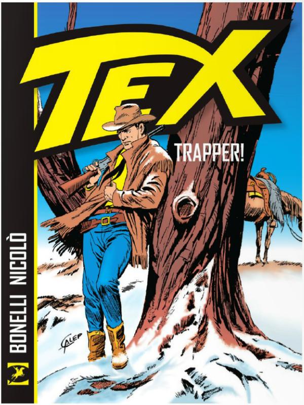 VOLUMI BONELLI DA LIBRERIA - Pagina 5 Trapper