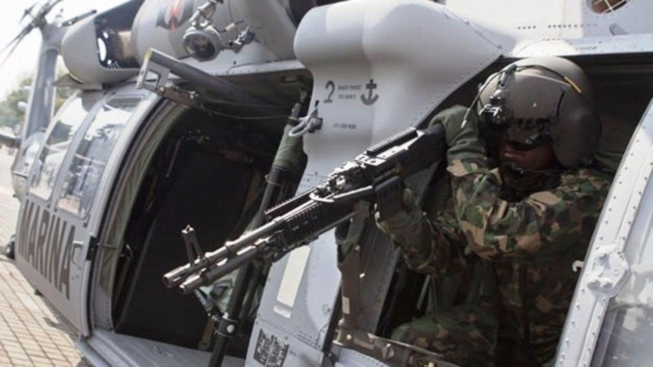 AS565 Panther  SEMAR M60semar