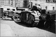 Камуфляж французских танков B1  и B1 bis Char_B_1_bis_72_Ouragan