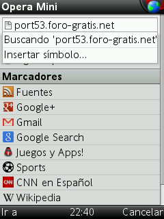 Opera Mini 4.4 Cl4R0 NI, GT, SV, HN (Para cel de Baja Gama) + Configuraciones by ..::$BARR$::.. - Página 2 Cap