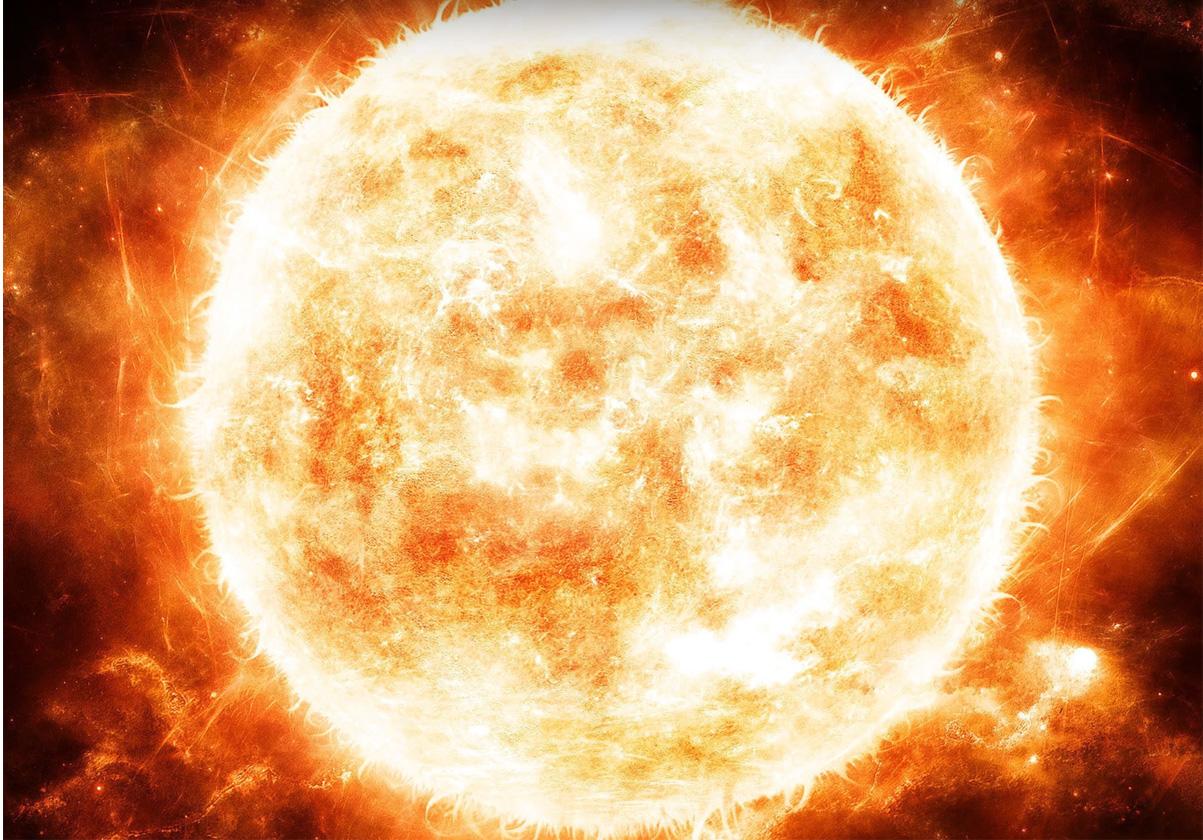 Die Erde, in der wir leben und der Raum, der die Welt ist - Seite 17 Nasa_sonne