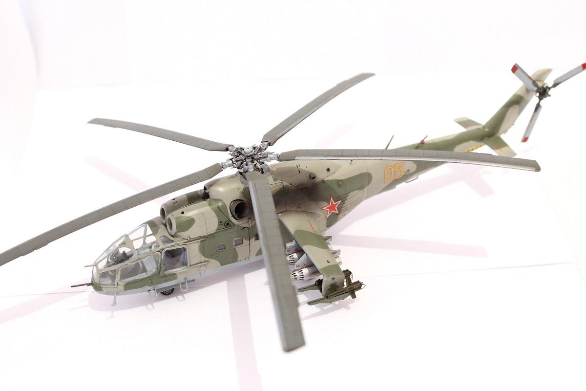 Ми-24А Звезда 1/72 - Страница 3 IMG_2188
