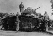 Камуфляж французских танков B1  и B1 bis Char_B_1_bis_52_1_Bourrasque