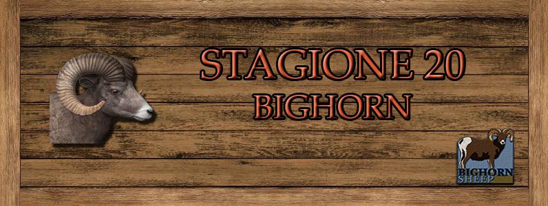 Bighorn - ST. 20 BIGHORN_20