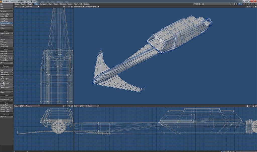 Emilon Provident-Class 3D CGI Model 14646797_10210818146467708_530310381_o