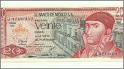 20 Pesos Mejicanos  1977  20_pesos_mejicanos_1977